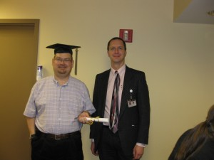 Graduation from transplant program